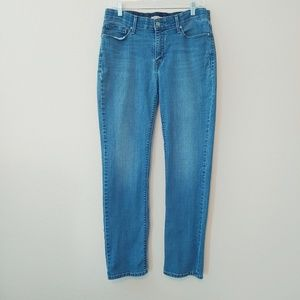 Levi's 525 Perfect Waist Straight Jeans. Size 12